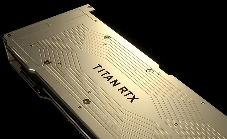 NVIDIA представила TITAN RTX, свою самую мощную видеокарту | Канобу - Изображение 0