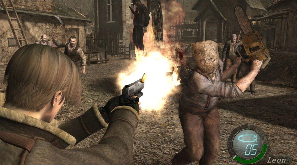 Обзор Resident Evil 4 на Nintendo Switch, мнение об игре, Resident Evil 4 вышла на Nintendo Switch   Канобу - Изображение 4918