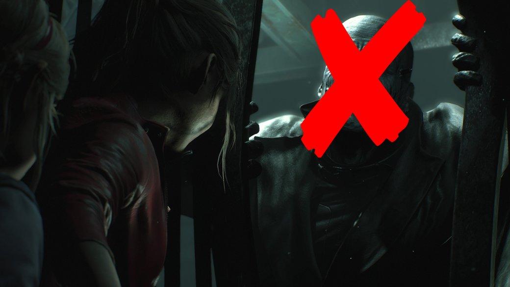 Тиран — все. Моддеры вырезали его из ремейка Resident Evil 2 | Канобу - Изображение 5481