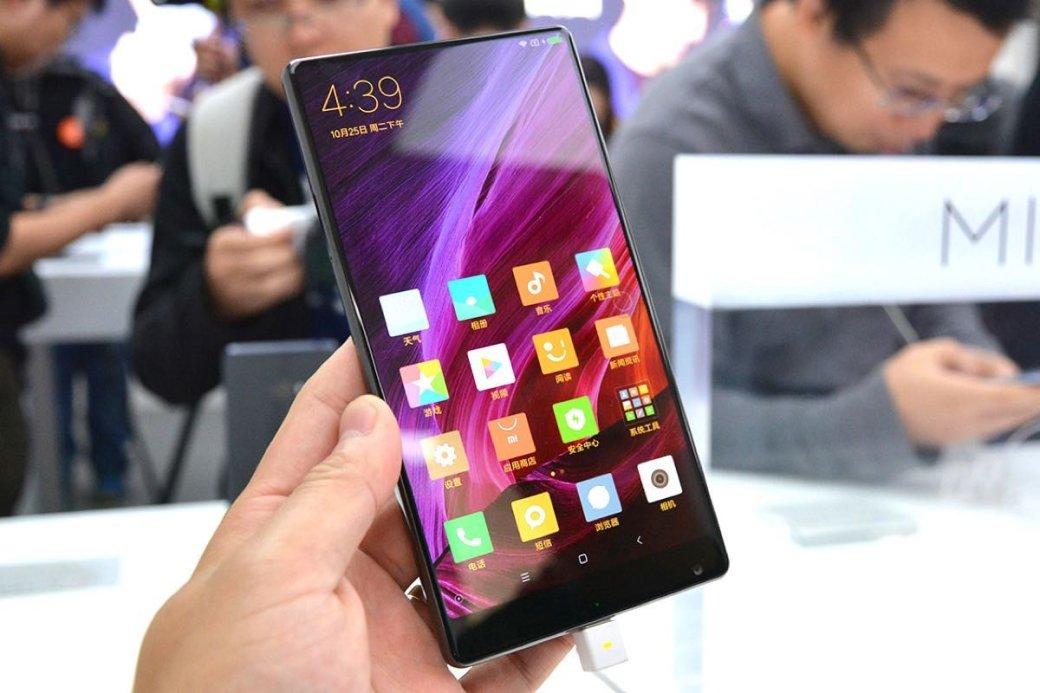Xiaomi показала безрамочный смарфон имобильный аналог PlayStation VR | Канобу - Изображение 7619