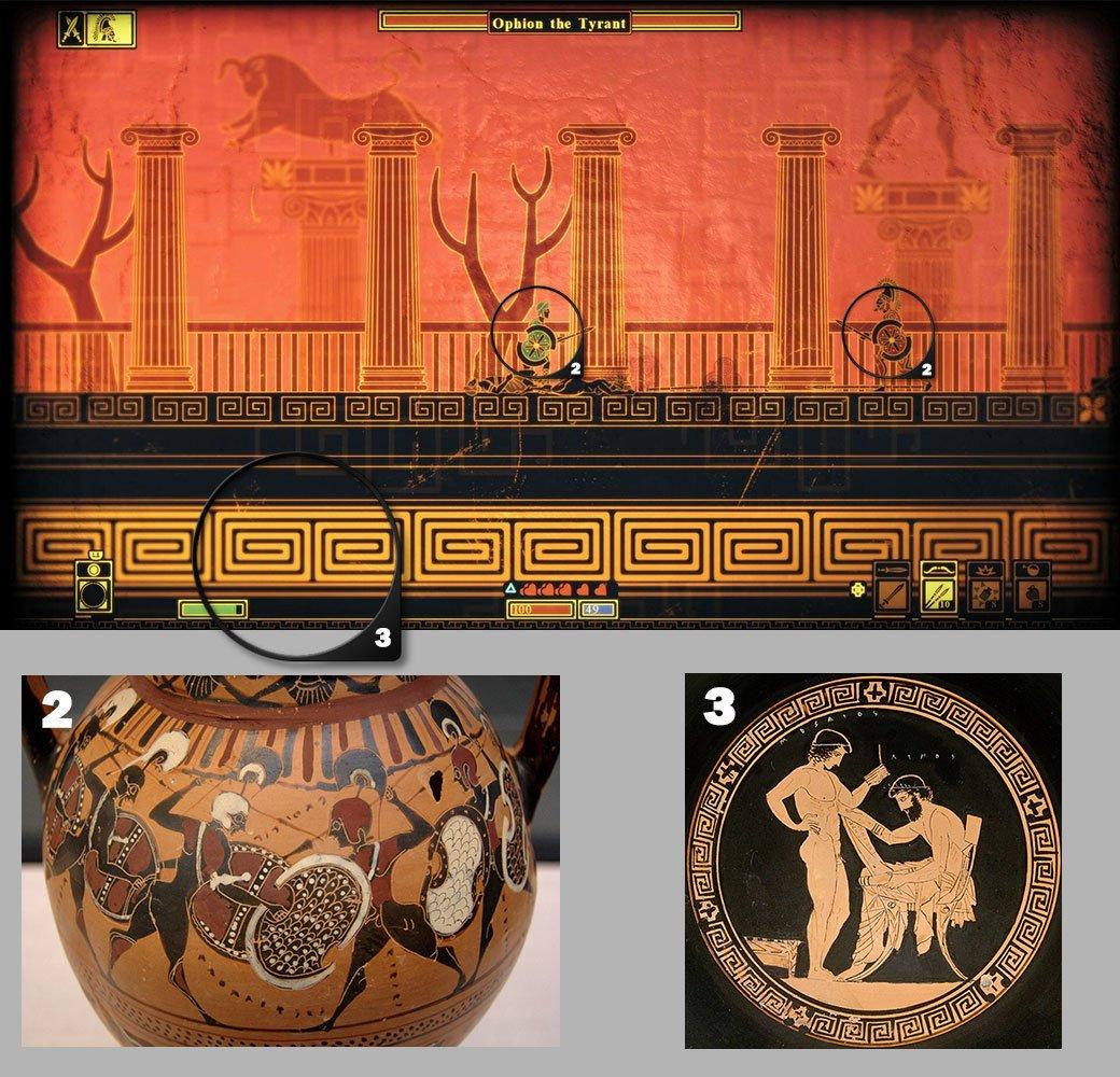 Как создавался визуальный стиль Apotheon | Канобу - Изображение 1243