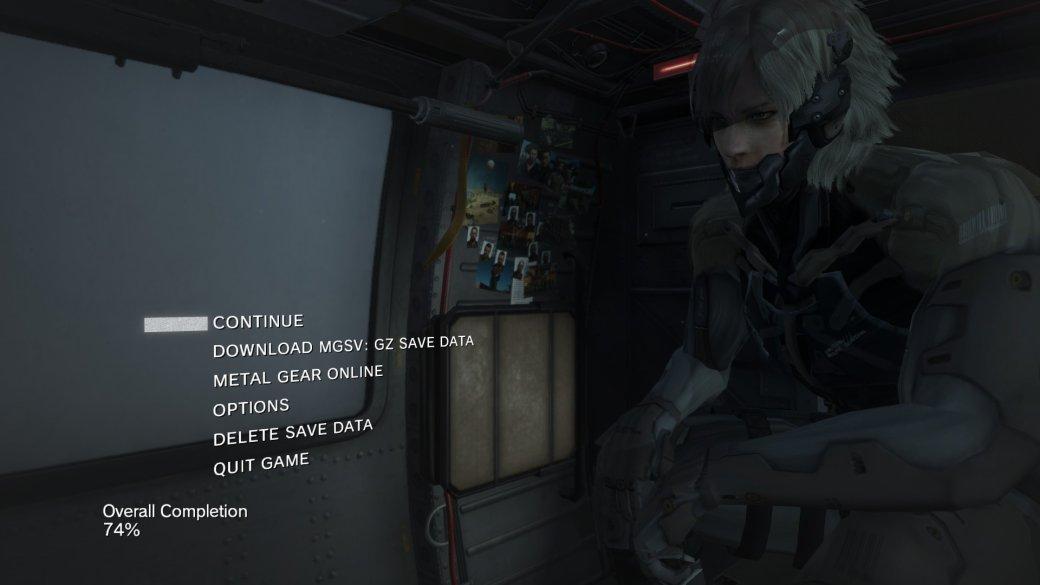 Этот мод позволит играть в Metal Gear Solid V каноничным Райденом . - Изображение 2