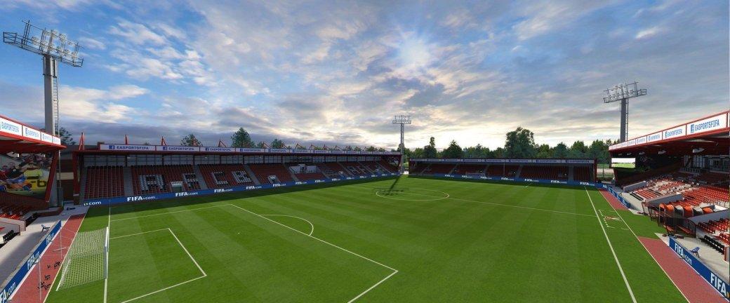 FIFA 16. Стадион — мой второй дом | Канобу - Изображение 9