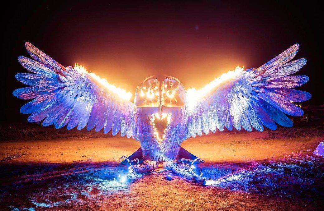 Фестиваль Burning Man 2016: безумие в пустыне | Канобу - Изображение 11