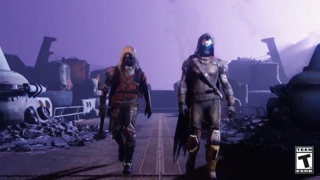 Состоялся анонс Destiny 2: Forsaken, крупного DLC для ММО-шутера. Ионо тоже получит своиDLC! | Канобу - Изображение 2630