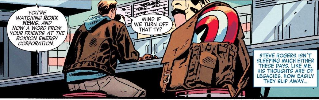Что показали вкомиксе Marvel Legacy ичто это значит для будущего издательства? | Канобу - Изображение 7