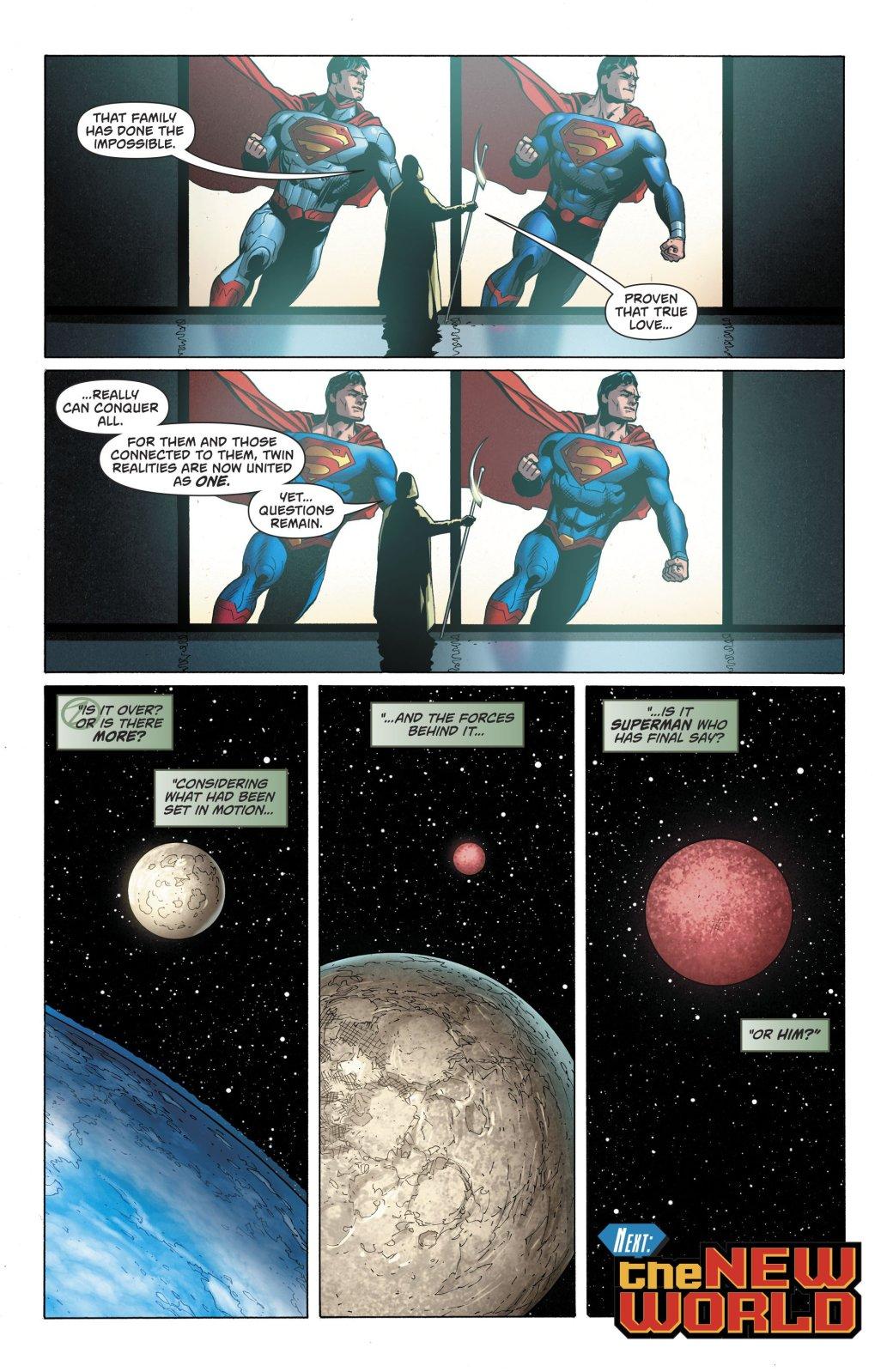 Что случилось с Суперменом в финале Superman Reborn? | Канобу - Изображение 6530