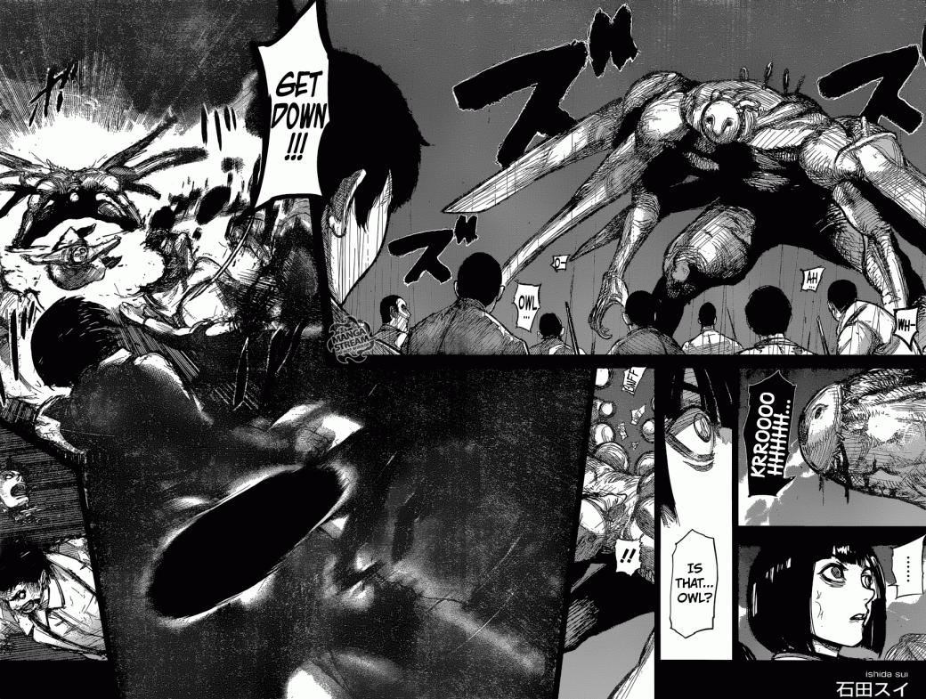 «Токийский гуль»— кровавая история опожирателях плоти исоциальном неравенстве | Канобу - Изображение 14278