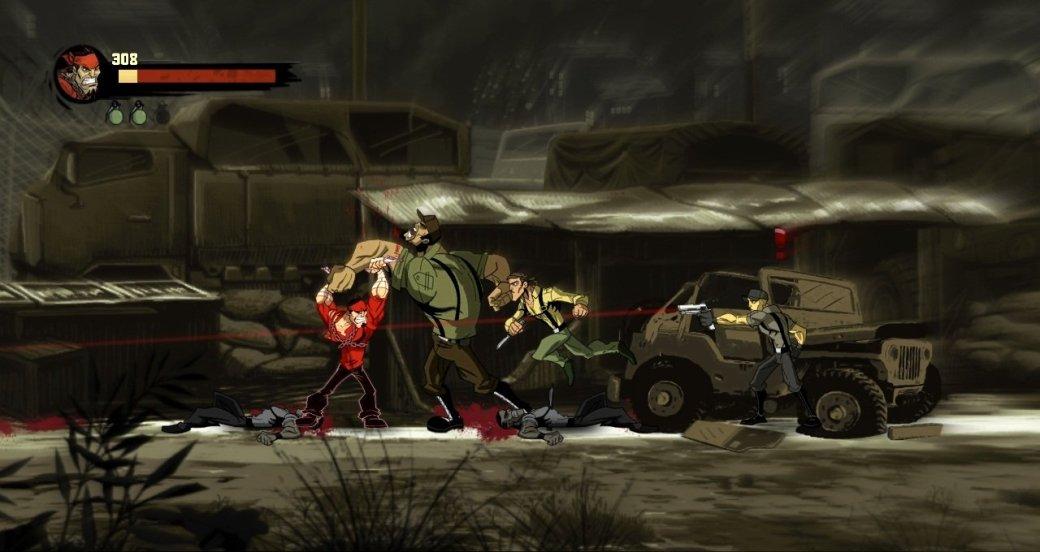 Обзор Shank 2 - рецензия на игру Shank 2 | Рецензии | Канобу