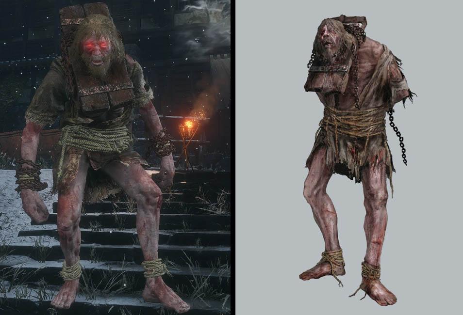 Игроки обвинили создателей шутера Witchfire в том, что они скопировали дизайн Лаппа из Dark Souls 3 | Канобу - Изображение 7