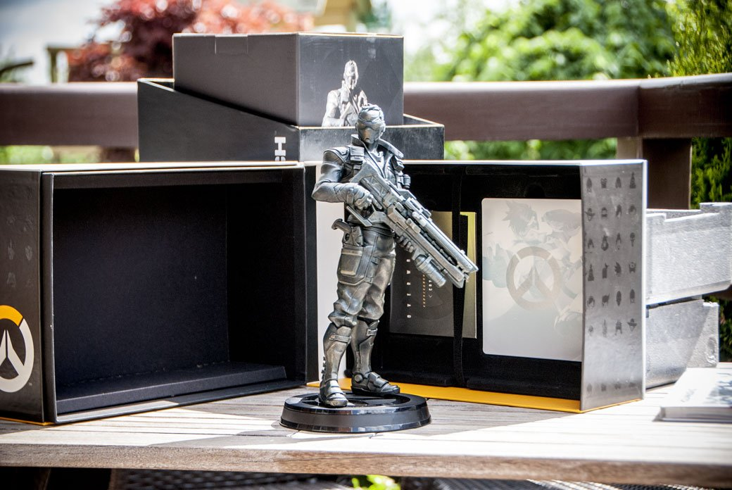 Распаковка коллекционного издания Overwatch | Канобу - Изображение 1432