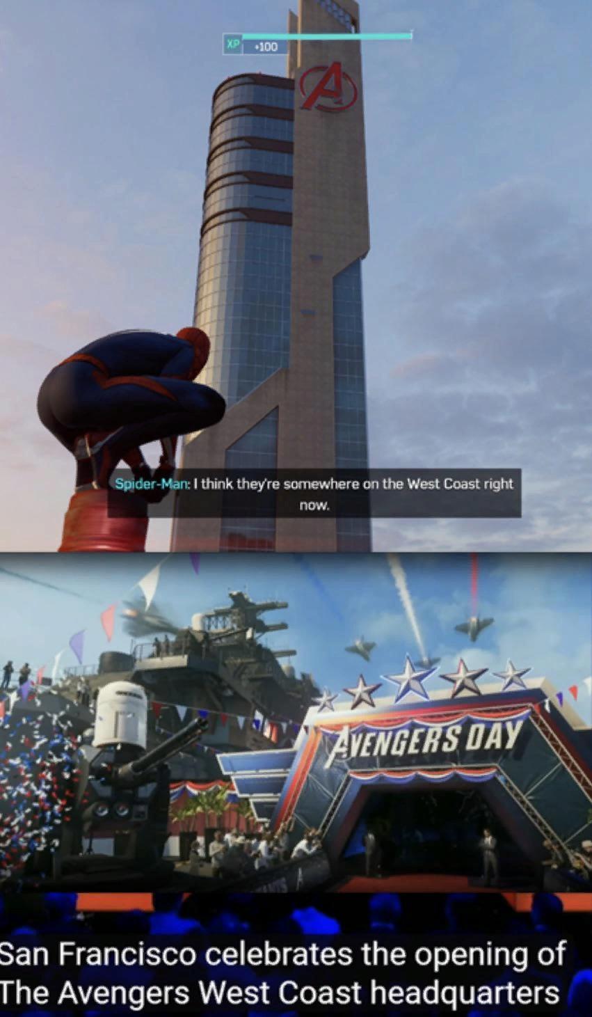Marvel's Avengers повторяет настроение «Финала» и«Войны Бесконечности», ноэтоголи мыхотели? | Канобу - Изображение 4