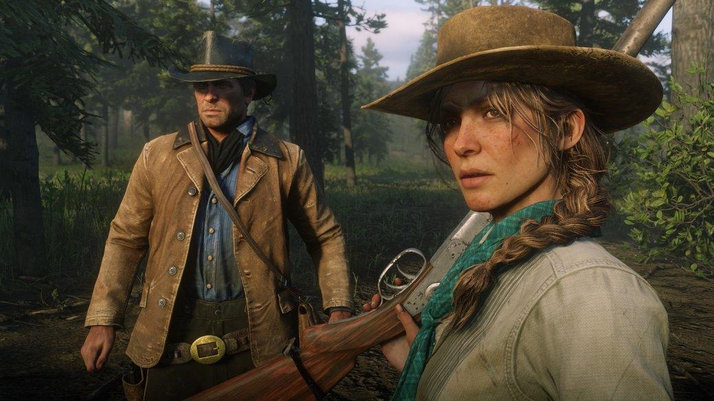 Превью Red Dead Redemption 2. 3 часа игры Rockstar на презентации, самый амбициозный immersive sim | Канобу - Изображение 4
