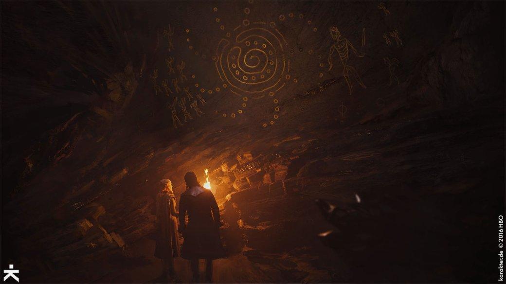 Взгляните напотрясающие концепт-арты 7 сезона «Игры престолов». - Изображение 6