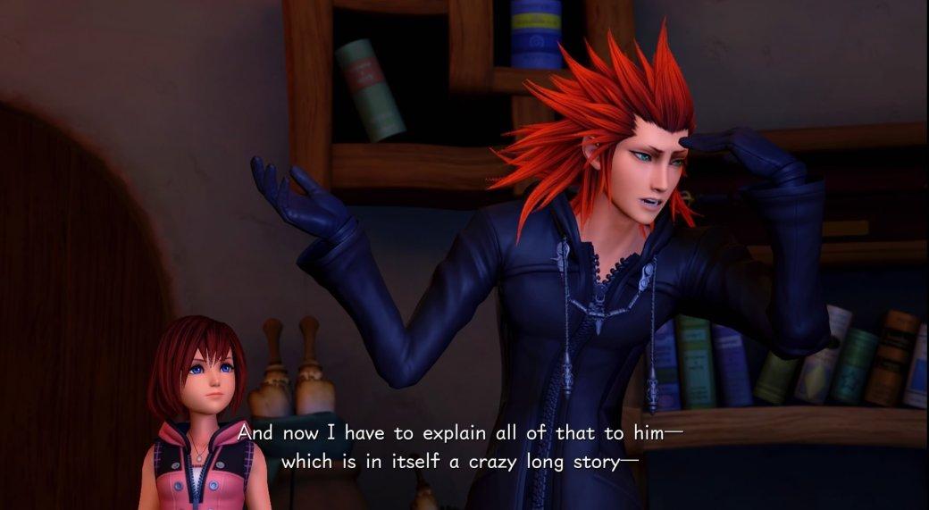 Рецензия на Kingdom Hearts 3 | Канобу - Изображение 2