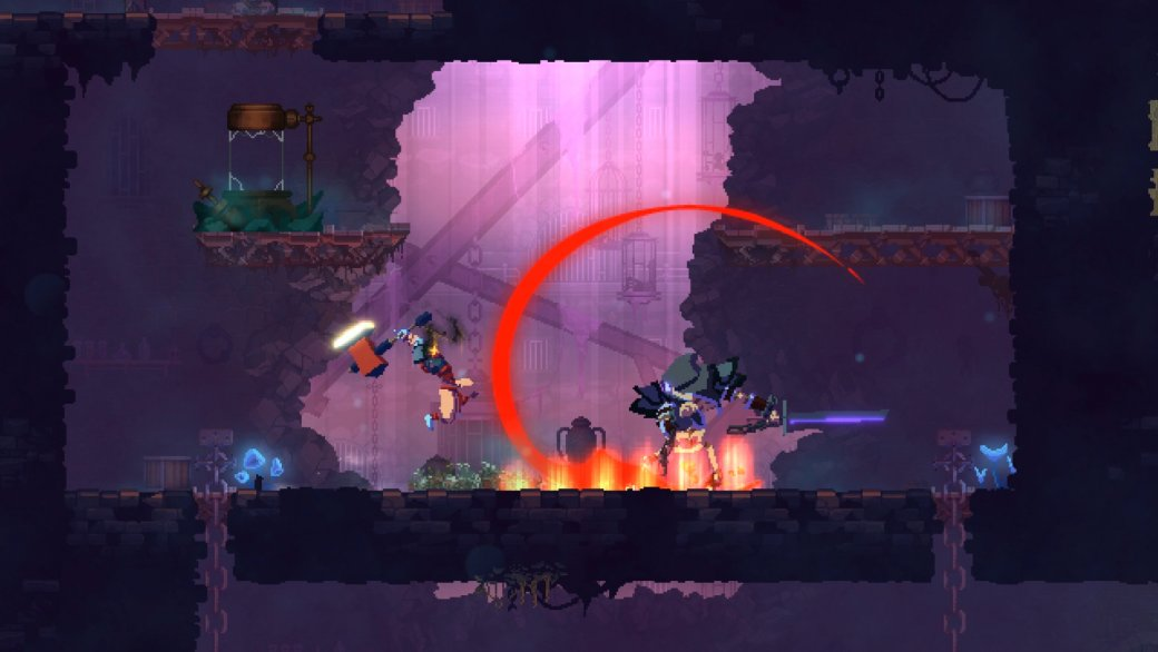 Review of Dead Cells game