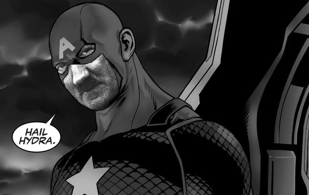 Сможете ли вы отличить Капитана Америка от Адольфа Гитлера? | Канобу