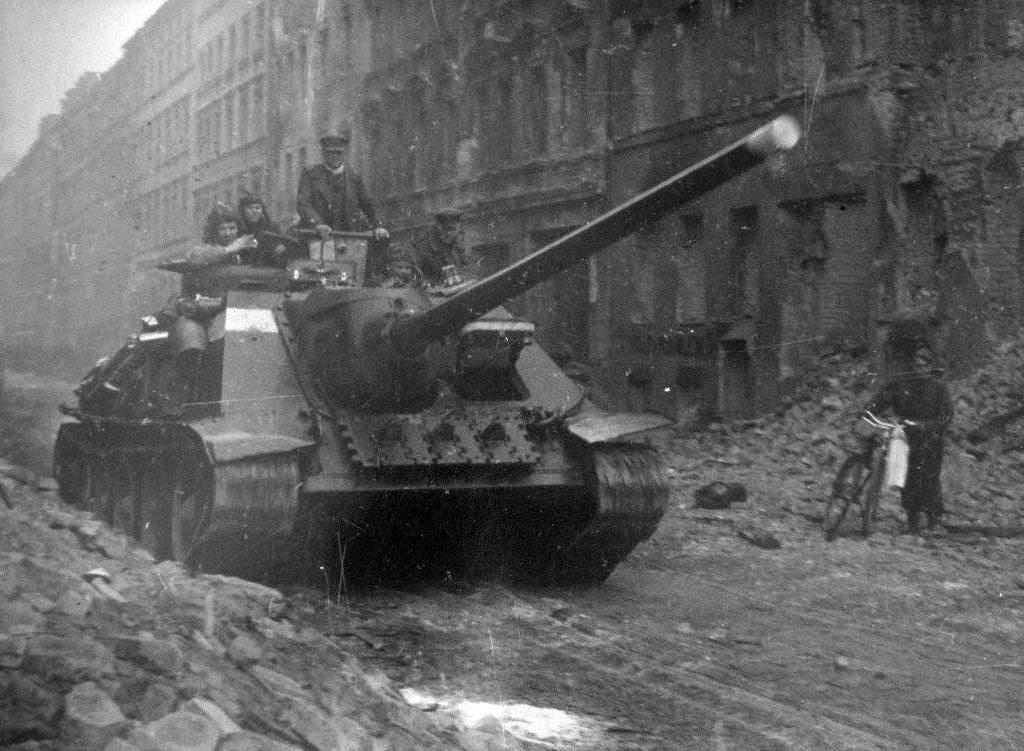 Танки и самоходные установки из World of Tanks, принимавшие участие в битве за Берлин | Канобу - Изображение 8