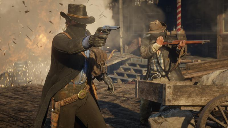 Авторы Red Dead Redemption 2: «Мы не верим в наш успех, пока его не достигли» | Канобу - Изображение 8441
