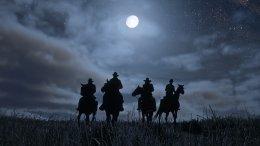 Для Red Dead Redemption 2 вышел первый патч, активирующий бета-версию Red Dead Online