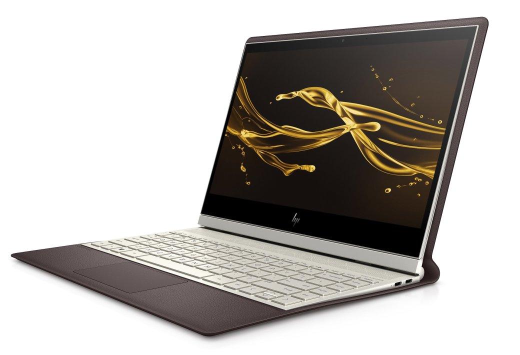 ВРоссии начались продажи кожаного ноутбука-трансформера HPSpectre Folio | Канобу - Изображение 8221