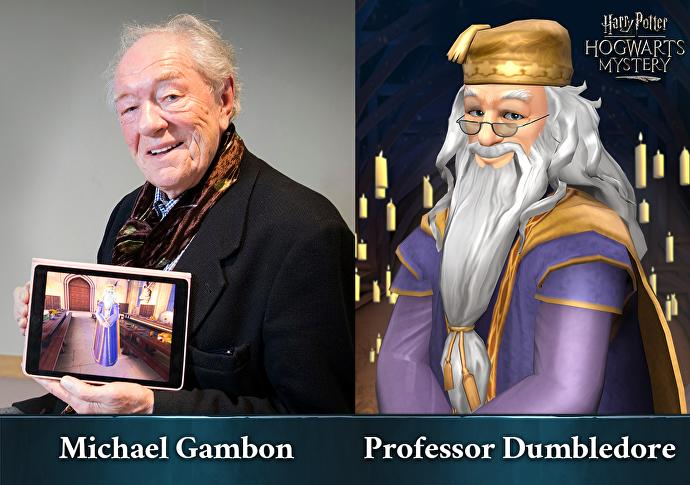 Персонажи Harry Potter: Hogwarts Mystery заговорят знакомыми для фанатов голосами. - Изображение 1