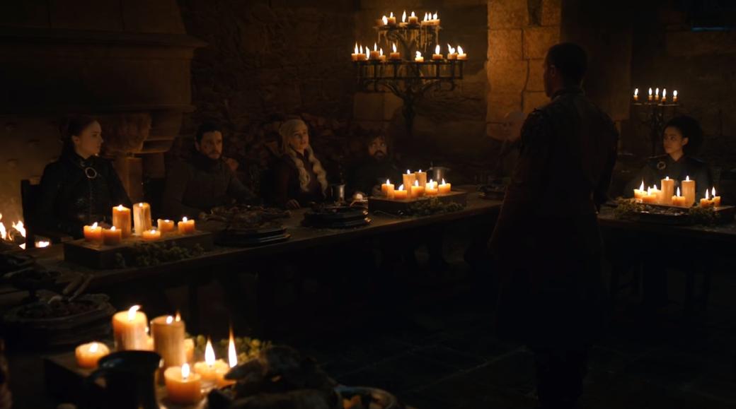 Все пасхалки и отсылки в 4 серии 8 сезона «Игры престолов» | Канобу - Изображение 6587