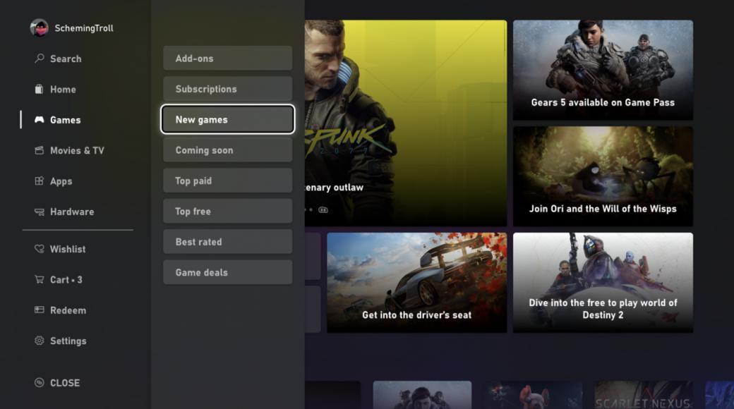 Microsoft показали обновленную версию Xbox Store | Канобу - Изображение 12685