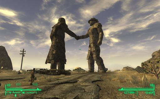 Fallout: New Vegas. Прохождение - пешком по пустошам Мохаве | Канобу - Изображение 7430