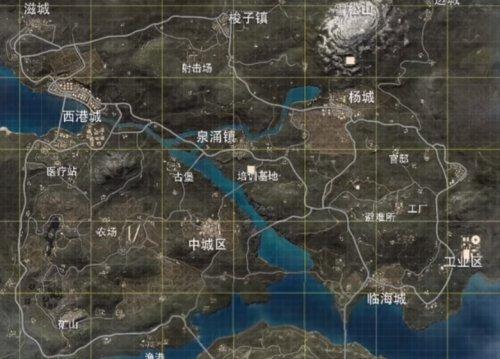 На Эрангеле 2.0 в PUBG Mobile появится река, которая будет проходить через центр карты