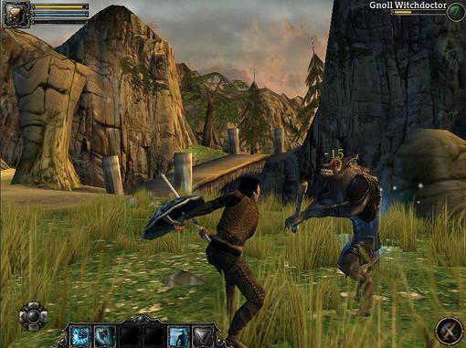 "Aralon: Sword and Shadow - ""Готика"" для iOS | Канобу - Изображение 3"