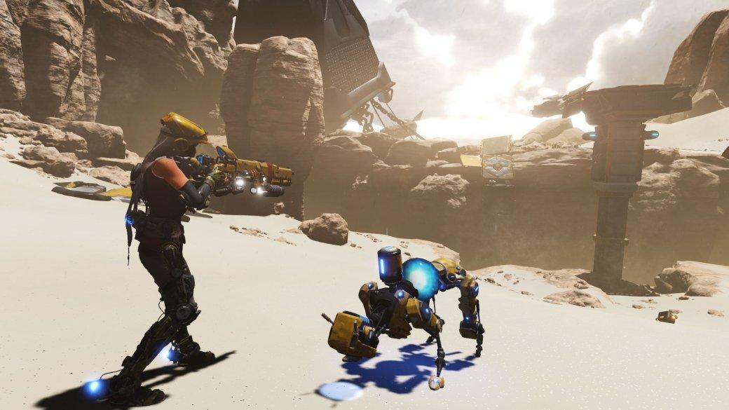 Gears of War 4, ReCore, Scalebound – наши впечатления | Канобу - Изображение 12