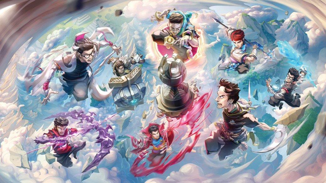 Игроки по League of Legends зарабатывают как средние футболисты из Европы | Канобу - Изображение 5920