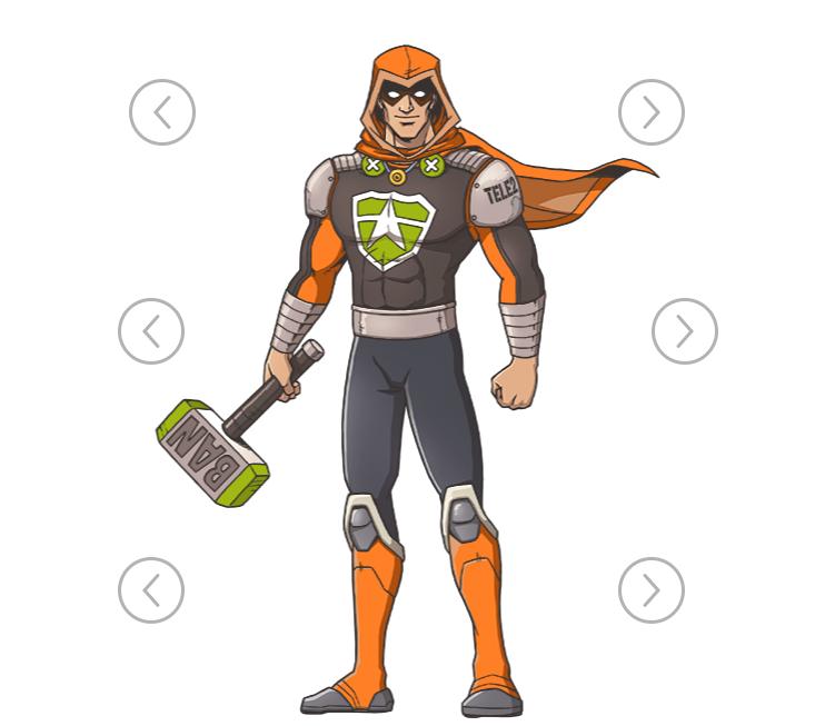 Супергерои, которых мызаслужили. Каких героев можно собрать вместе с «Канобу» иTele2?. - Изображение 1