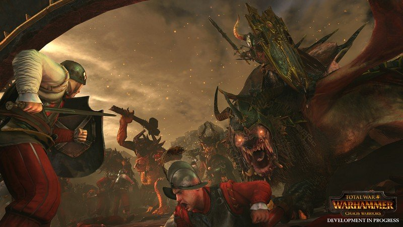 Воины Хаоса больше не требуют предзаказа Total War: Warhammer | Канобу - Изображение 1