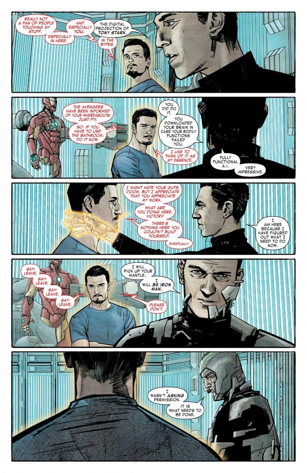Почему комикс оДокторе Думе-герое— один изсамых смелых экспериментов Marvel последних лет | Канобу - Изображение 4