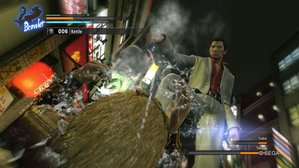 Рецензия на Yakuza: Kiwami. Обзор игры - Изображение 5