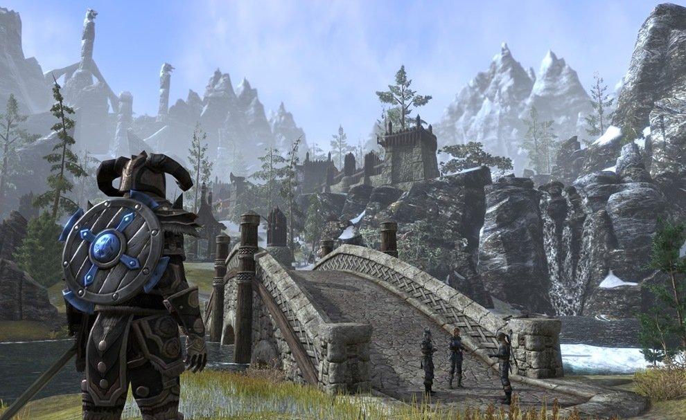 The Elder Scrolls Online не заставит вас полюбить MMORPG | Канобу - Изображение 7124