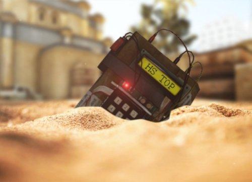 Бомба стоит? Ну и ладно. Игроки команды G2 по CS:GO умудрились проиграть в ситуации 4 в 0
