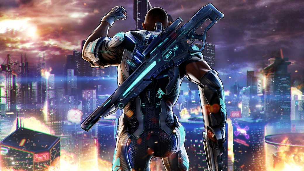 ААА-гейминг 2019 года: на старте в Crackdown 3 нельзя будет сыграть с друзьями | Канобу - Изображение 1