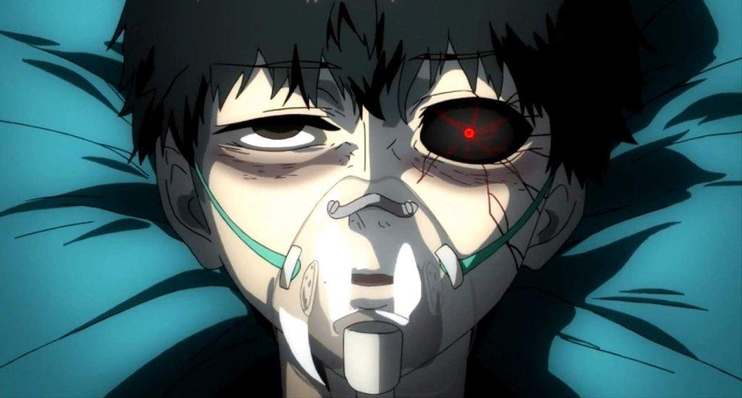 Почему ненужно аниме «Токийский гуль»— ужасная идешевая адаптация далеко несамой плохой манги | Канобу
