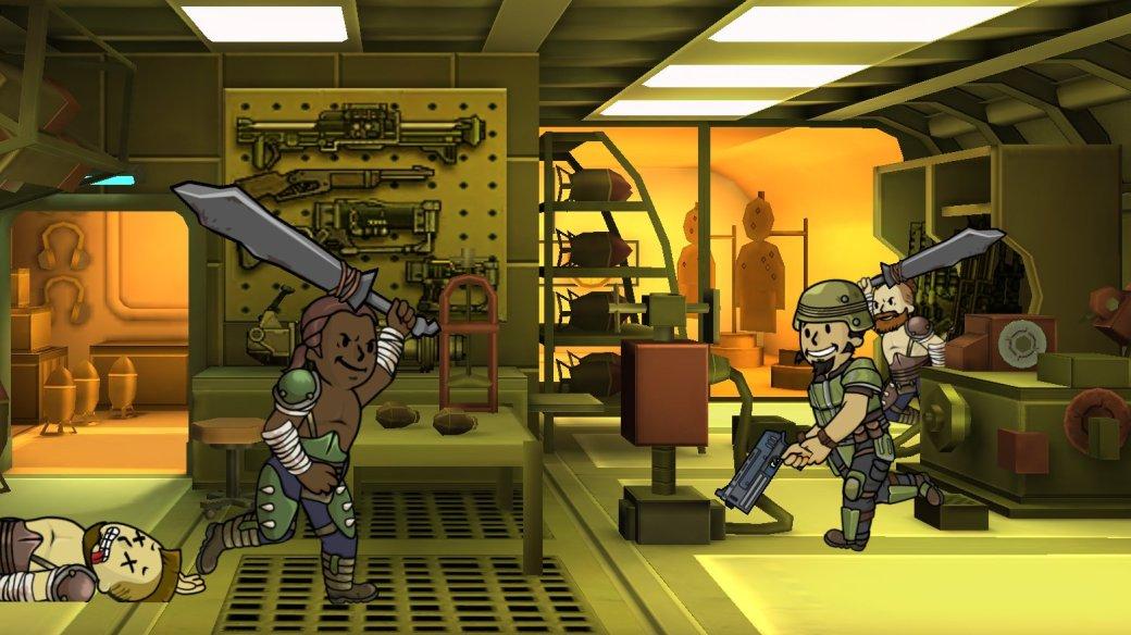 Fallout Shelter: к ядерной войне — готов! | Канобу - Изображение 4