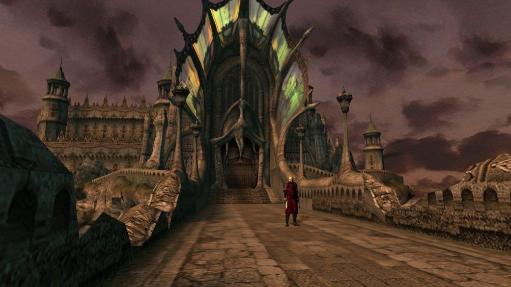 Обзор Devil May Cry на Switch, как Devil May Cry выглядит иработает наNintendo Switch | Канобу - Изображение 4