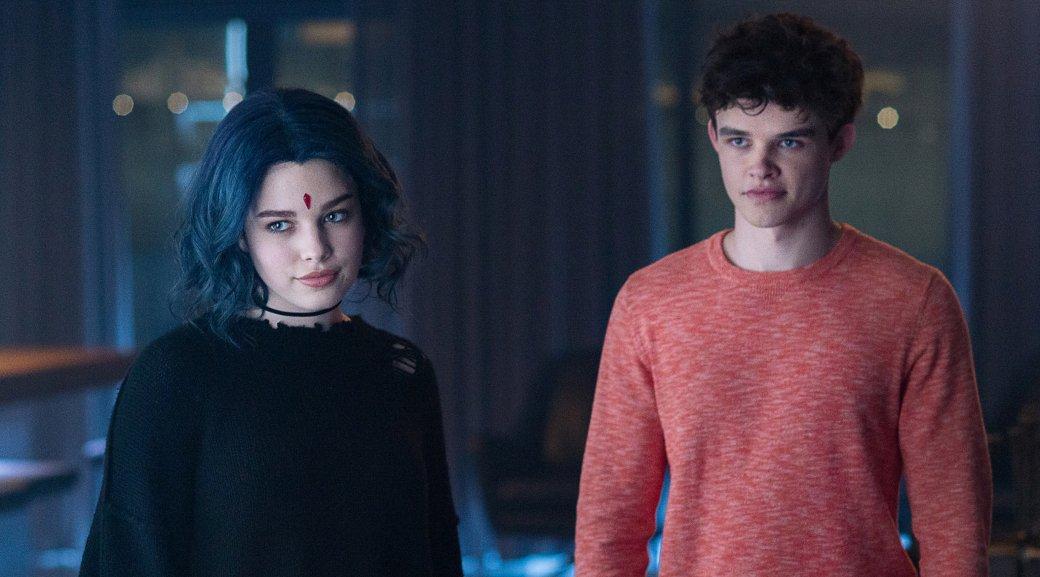 Рецензия на2 сезон «Титанов»— мультфильмы лучше! | Канобу - Изображение 0