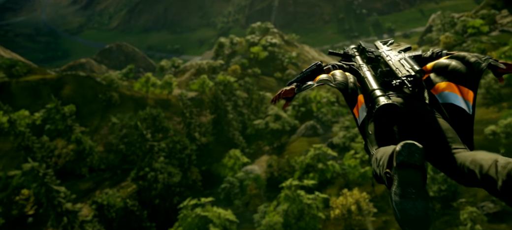 E3 2018: графические красоты Apex Engine вJust Cause4 | Канобу - Изображение 12765