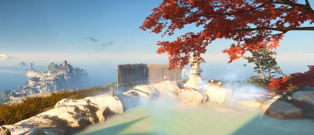20 запредельно красивых скриншотов Ghost ofTsushima | Канобу - Изображение 9926