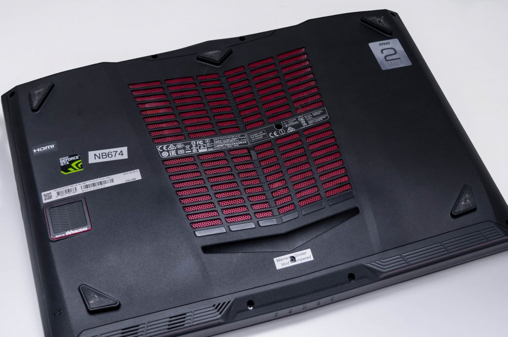 Обзор MSI Dominator Pro GT62VR | Канобу - Изображение 7596