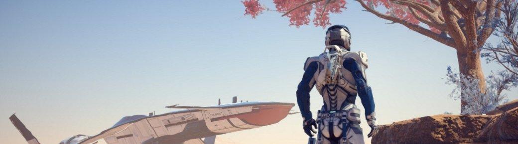 Год Mass Effect: Andromeda— вспоминаем, как погибала великая серия. Факты, слухи, баги | Канобу - Изображение 236