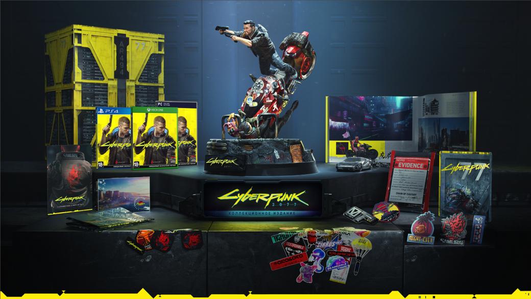 E3 2019: вновый крутой трейлер Cyberpunk 2077 заглянул Киану Ривз! Аеще назвали дату выхода | Канобу - Изображение 2
