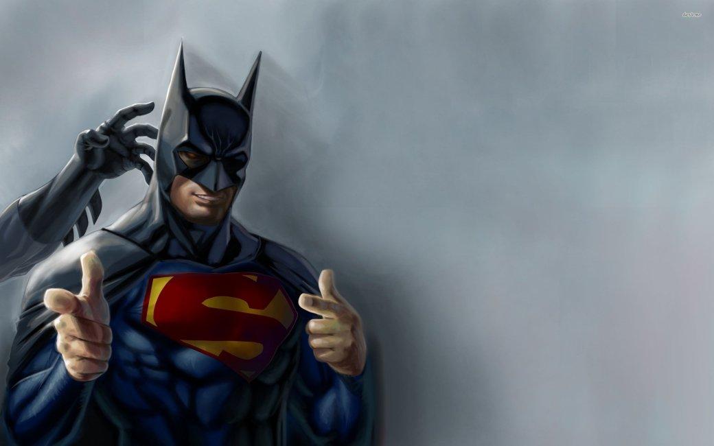 Можно ли сделать интересную игру про Супермена в духе Arkham-серии?    Канобу